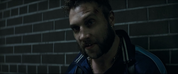 Captain Boomerang (Jai Courtney) nel trailer di Suicide Squad