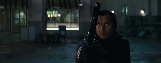 Slipknot (Adam Beach) nel trailer di Suicide Squad