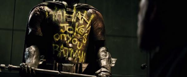 Il costume di Robin (Jason Todd?) nel trailer di Batman v Superman: Dawn of Justice