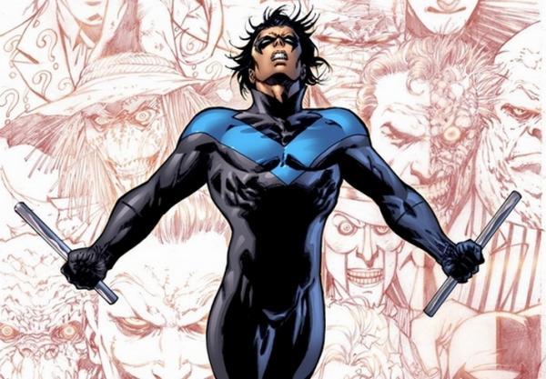 Nightwing (Dick Grayson) illustrato da Tony S. Daniel