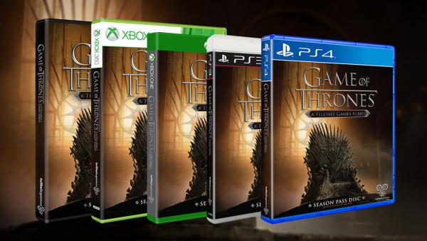 <i>Game of Thrones: A Telltale Games Series</i>
