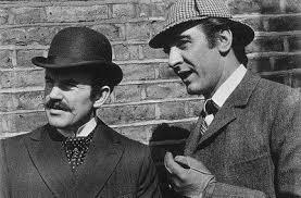 Nando Gazzolo in Sherlock Holmes per la tv