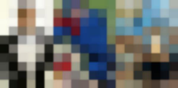 Uno di questi ruoli per Saïd Taghmaoui? Da sinistra a destra: Zatara, Blue Beetle e Doctor Fate