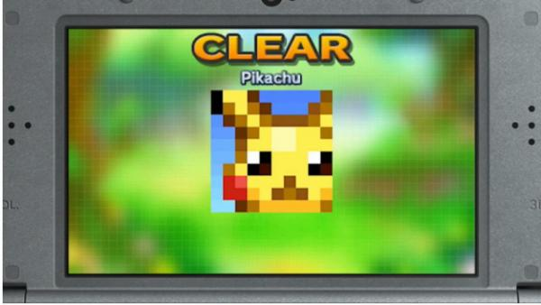 Picross Pikachu