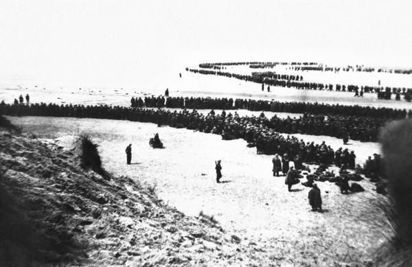 L'evacuazione da Dunkerque (Dunkirk) in un documento fotografico