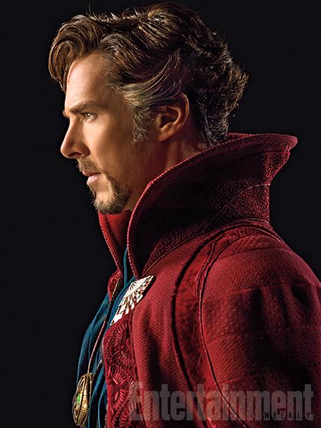 Benedict Cumberbatch(Foto di MICHAEL MULLER/© 2015 MVLFFLLC. TM & © 2015 Marvel.)