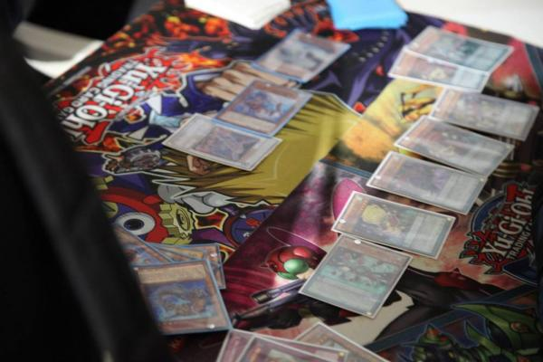 Yu-Gi-Oh!a Insert Coin - Palermo Games Convention