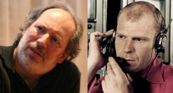 Hans Zimmer (a sinistra) e Junkie XL (a destra)