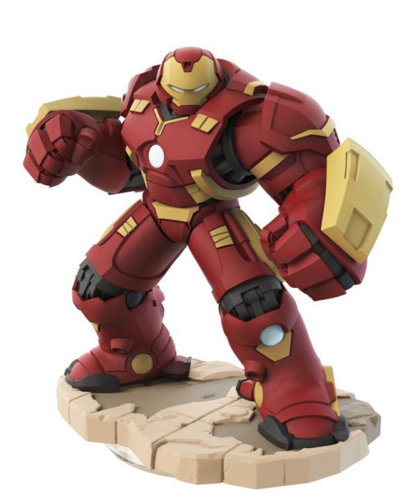L'armatura Hulkbuster