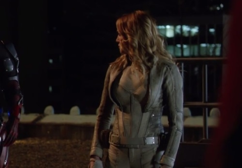 White Canary on Legends of Tomorrow