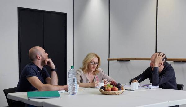 J.K. Rowling , Jack Thorne e John Tiffany
