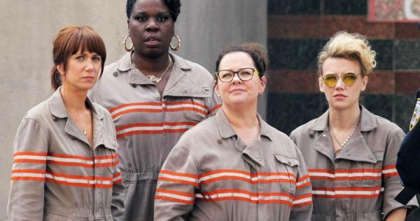 Il cast al femminile del nuovo Ghostbusters