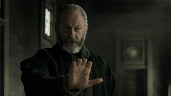 Liam Cunningham è Ser Davos in Il trono di spade