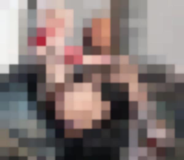 Harley Quinn (Margot Robbie) e Deadshot (Will Smith) durante le riprese di Suicide Squad