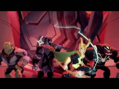 I supercattivi di Disney Infinity 3.0: Marvel Battlegrounds