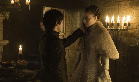 Sansa Stark e Ramsay Bolton