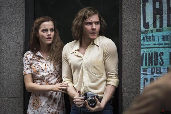 Emma Watson e Daniel Brühl