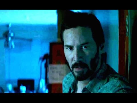 Keanu Reeves in The Neon Demon