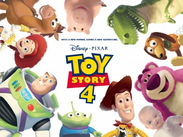 Toy Story 4 in lavorazione