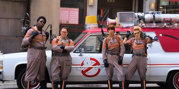 Le nuove Ghostbusters