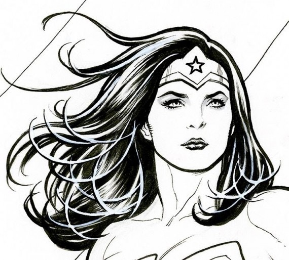 Wonder Woman di Frank Cho