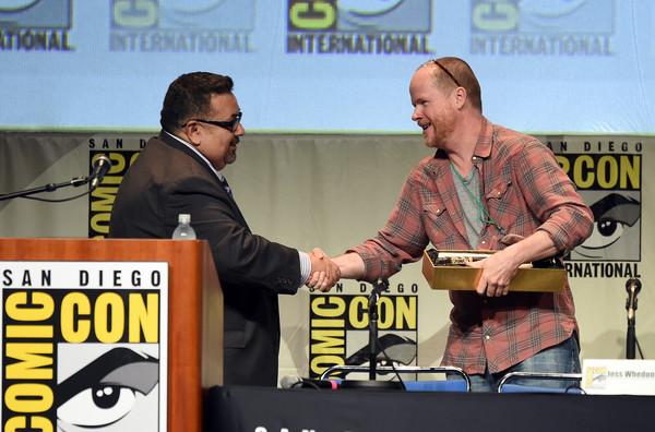 Joss Whedon alla San Diego Comic-Con