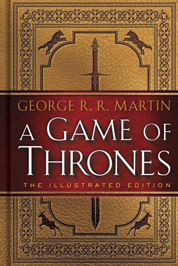 A Game of Thrones - Edizione illustrata