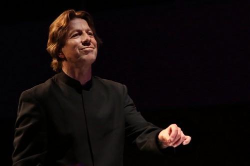 Il Maestro Ernst van Tiel (Foto di Marco Biancardi)