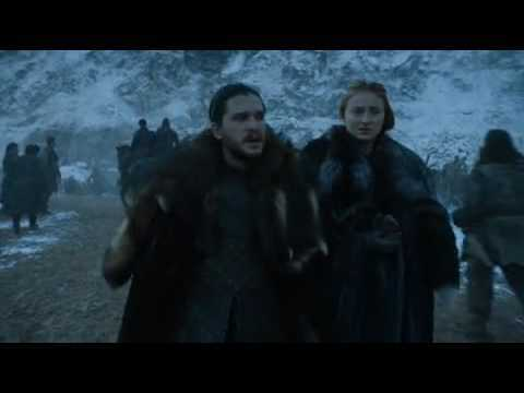 Kit Harington e Sophie Turner