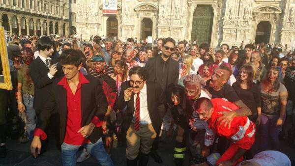 Zombie a Milano!