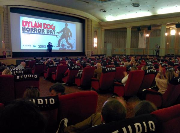 La sala del cinema Odeon