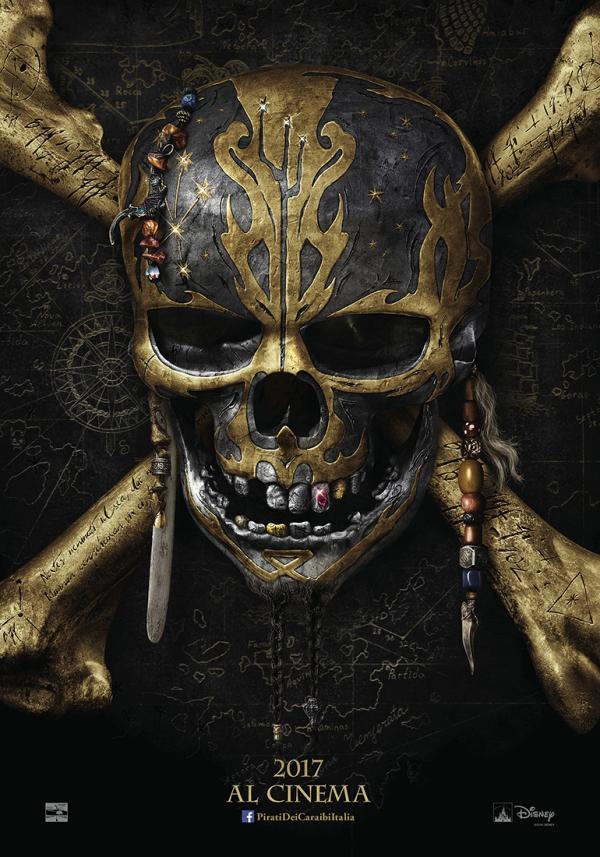 Pirati dei Caraibi: La Vendetta di Salazar