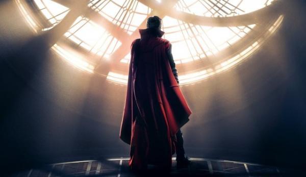Doctor Strange: da oggi al cinema