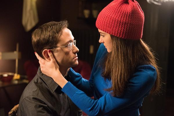 Joseph Gordon-Levitt e Shailene Woodley