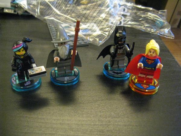 Gli eroi di LEGO Dimensions