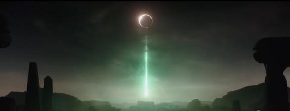 La distruzione di Jedha in Rogue One: A Star Wars Story