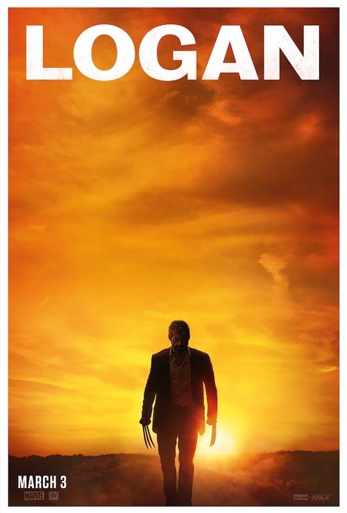 Il nuovo poster ufficiale di Logan.