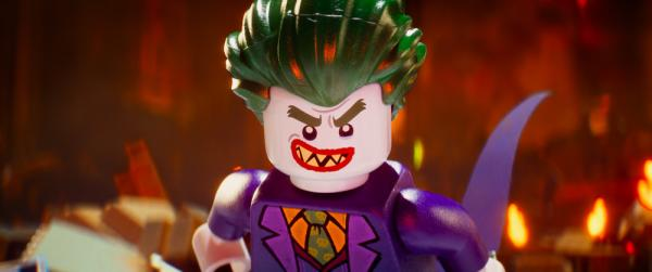 The Lego® Batman Movie - Courtesy of Warner Bros. Pictures