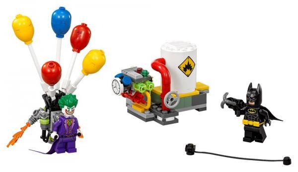 70900 The Joker™: fuga con i pallon