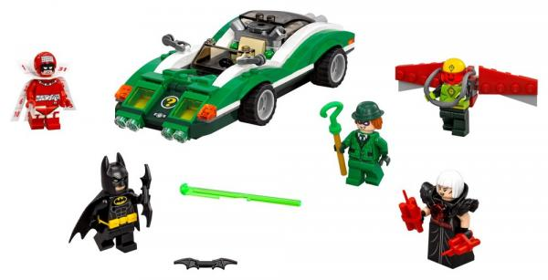 70903 Il Riddle Racer di The Riddler™