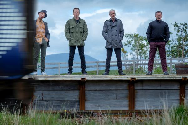 ll cast di T2 - Trainspotting