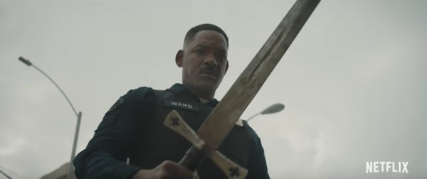 Will Smith in Bright