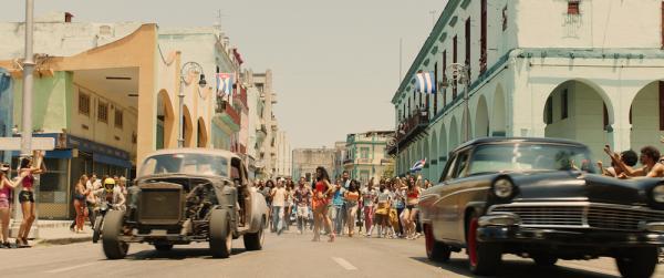 Fast & Furious a Cuba