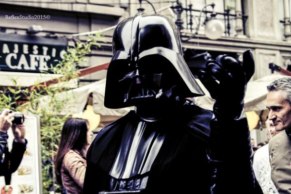 Lo Star Wars Day a Milano