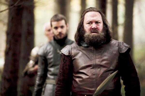 Mark Addy è Robert Baratheon nella prima stagione di Il trono di spade