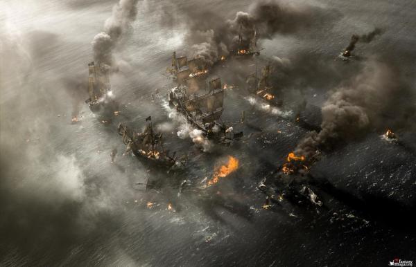 Pirati dei Caraibi: La maledizione di Salazar