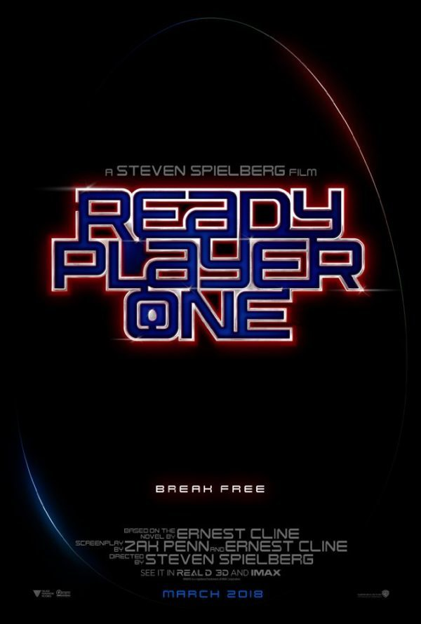Ready Player One - Teaser Poster
