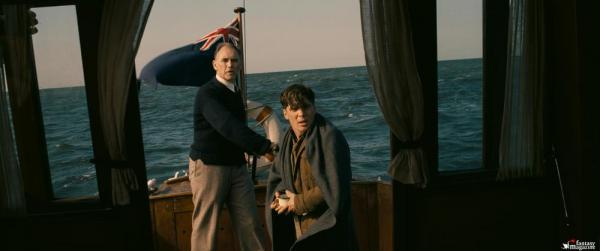 Mark Rylance e Cillian Murphy
