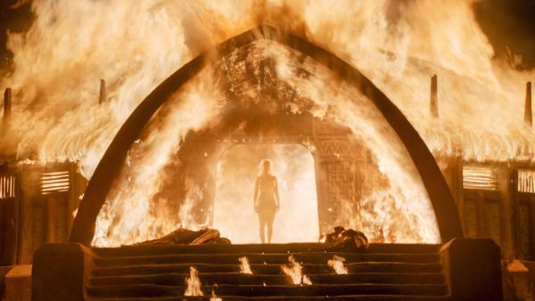 Daenerys la Non Bruciata