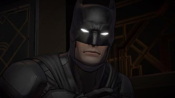 Batman The Telltale Series: The Enemy Within